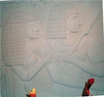 白砂岩雕刻案例