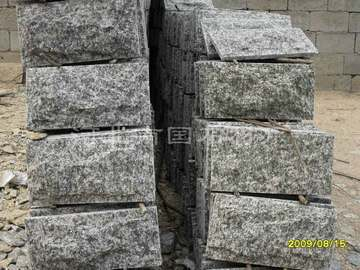 黑白花蘑菇石