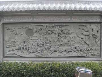 祠庙雕刻5