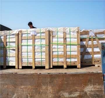 南方石材板材包装