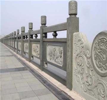 石雕栏杆2.