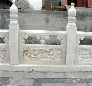 石雕栏杆.
