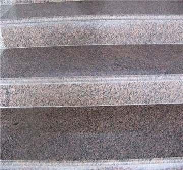 五莲红楼梯踏步板