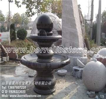 中国黑风水球