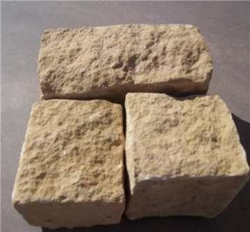 最新黄砂岩小块石