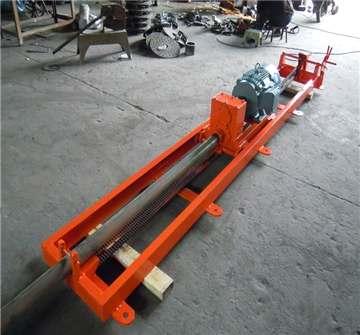 供应石材水平钻机1