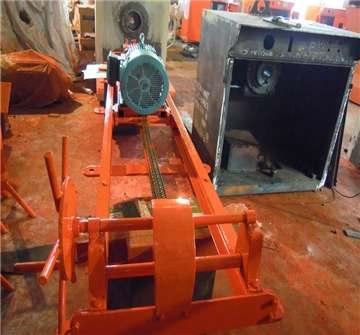 供应石材水平钻机2