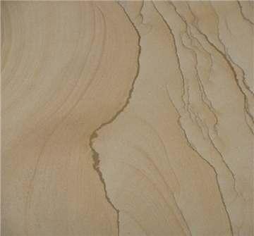 四川山水纹砂岩