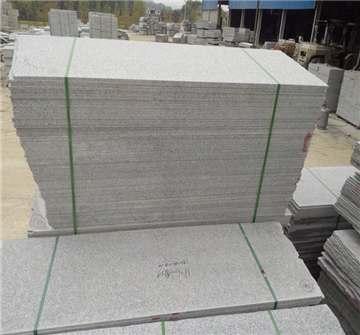 江西芝麻白G603光板成品货