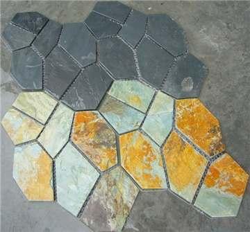 板岩网贴石1