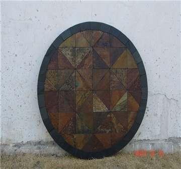 板岩工艺品