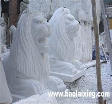 汉白玉石材雕刻