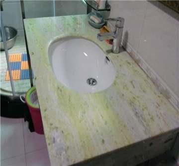 皇室彩玉洗面台