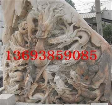 龙雕刻·芙蓉红13693..