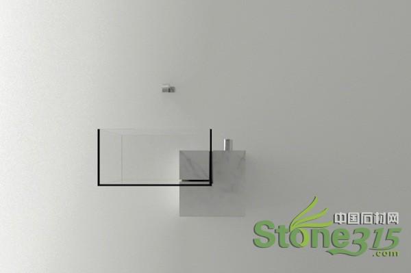 石材设计应用大理石洗手盆