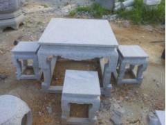 石雕公司生产销售惠安石雕 石桌椅批