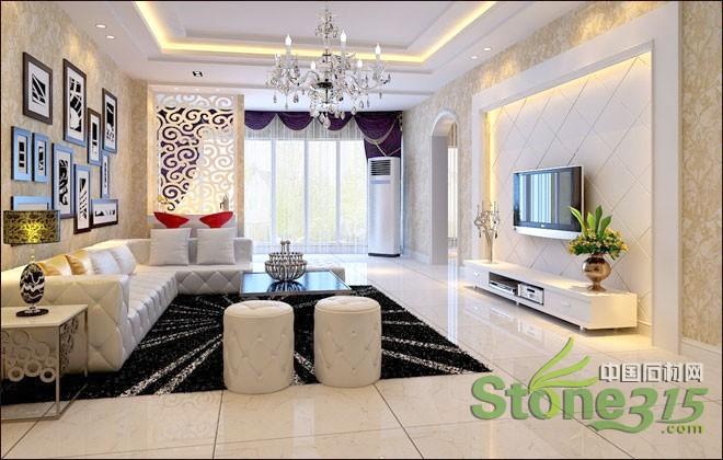 地面装饰材料选择大理石还是木板?