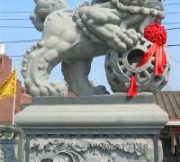 石雕狮子选购方法