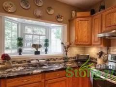 厨房石材台面板 让奢华的空间始终与浪漫紧紧融合