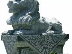 中国石狮子为什么都是卷发?