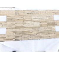 供应山东天然黄木纹文化石