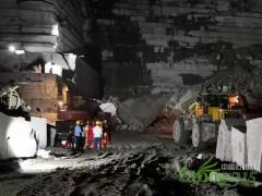 追踪:广西岑溪石材矿山塌方事故3死1伤