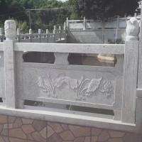 石雕花岗岩雕花栏板浮雕千盟石业户外庭院别墅楼梯大理石扶手栏杆