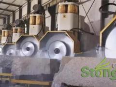 石材加工过程中产生的噪音如何降低?