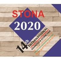 2020印度石材及矿山设备技术展 STONA