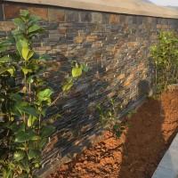 天然青石组合板拼接板复古外墙文化石青砖石材板岩