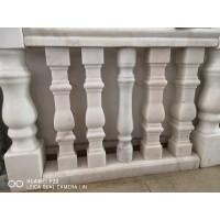 石材圆柱栏杆
