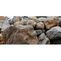 天然青石头 大型景观石青石吨位石价格