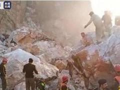 巴基斯坦开普省大理石矿山事故追踪