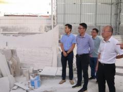 云浮:企业百日攻坚雷霆行动石材加工行业
