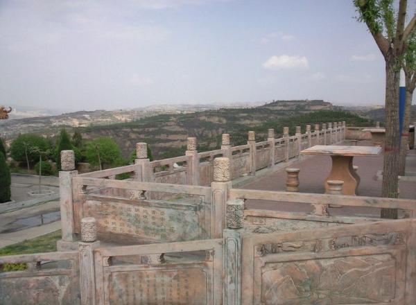 石雕栏杆价格_栏杆制作(图片)