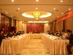 中国石材协会换届大会举办 齐子刚主持