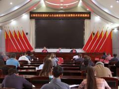 云南省自然资源厅召开全省历史遗留矿山生态修复经验交流暨