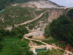 岑溪市各矿山全力整改打造绿色宝山